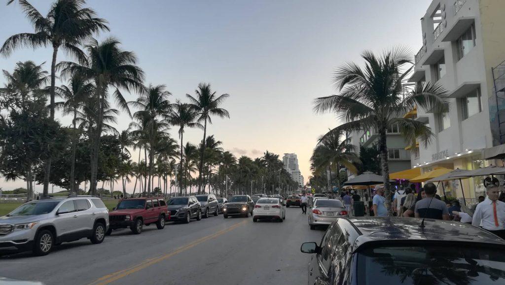 Come spostarsi a Miami - Traffico e parcheggi lungo Ocean drive