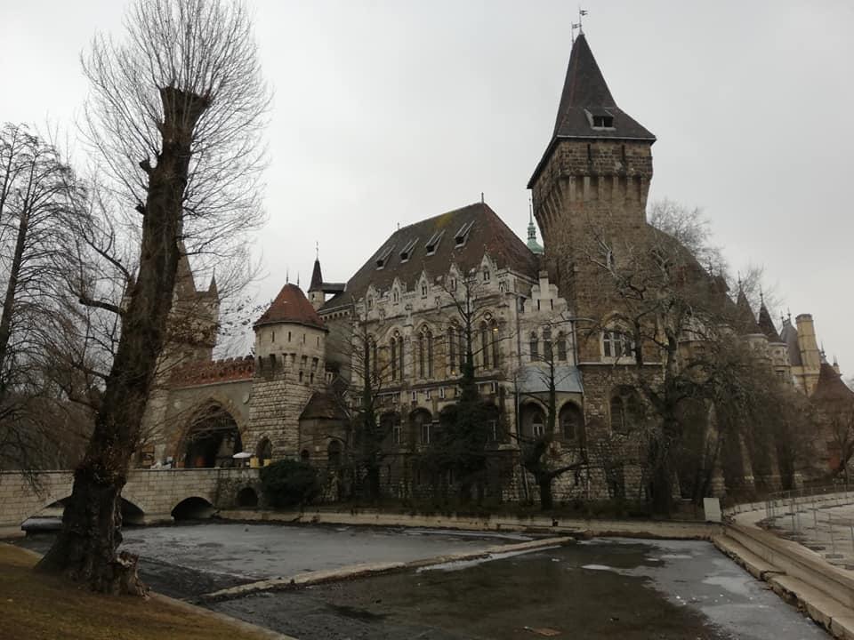 Castello Vjdahunyad - Budapest