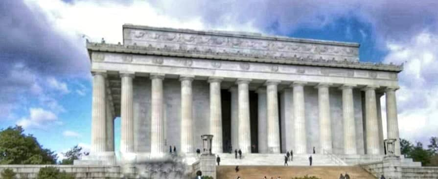 Scoprire il Lincoln Memorial a washington
