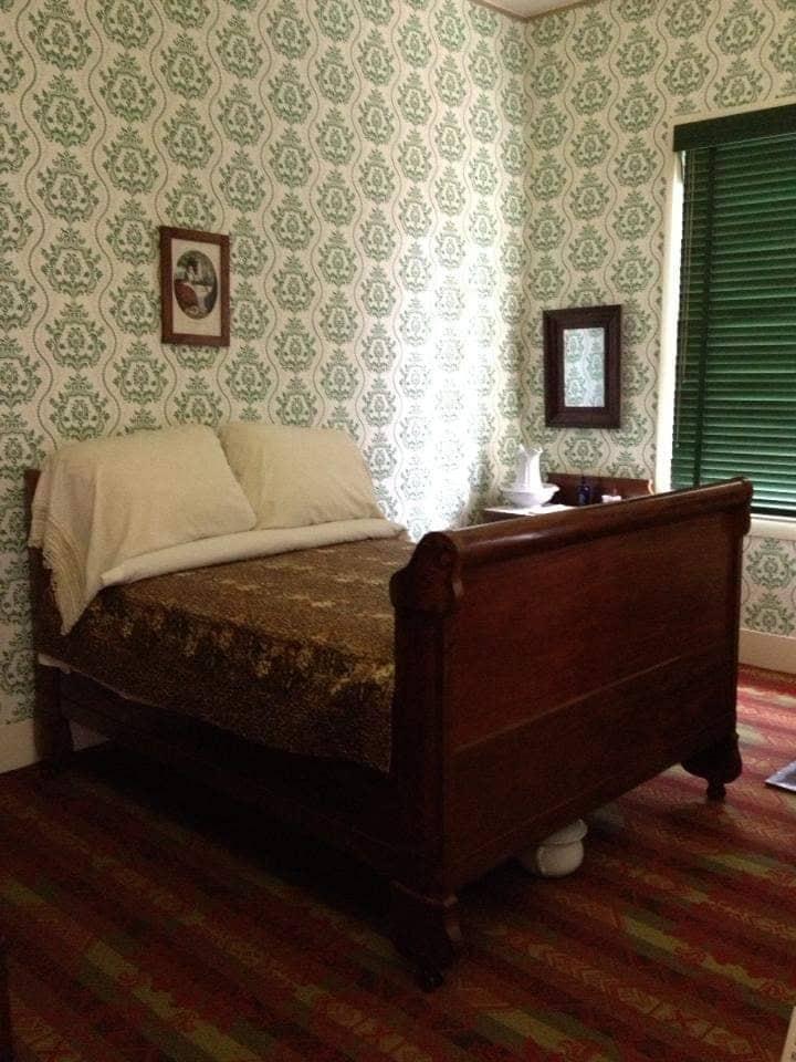 Camera di Robert Lincoln Springfield Illinois