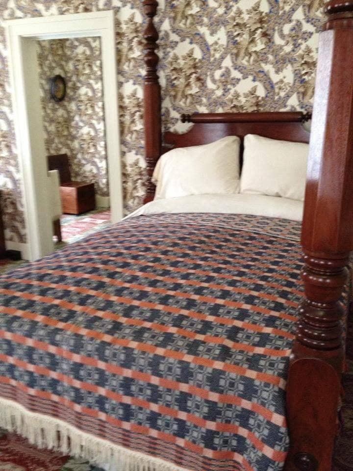 Camera da letto di Lincoln - Springfield Illinois