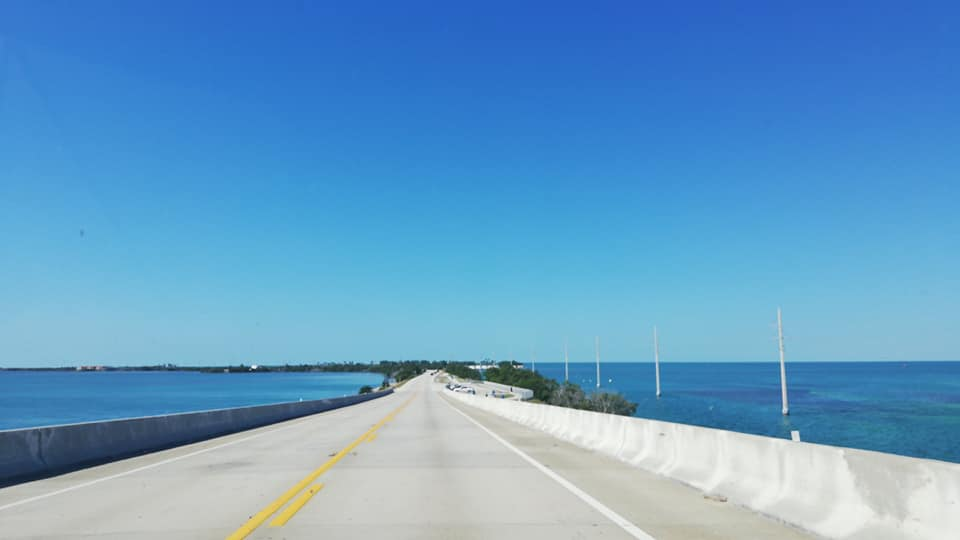 Hwy 1 Attraversa le Florida Keys - Da Miami a Key West