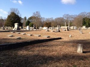 Cimitero di Covington -visitare  The Vampire Diaries Location
