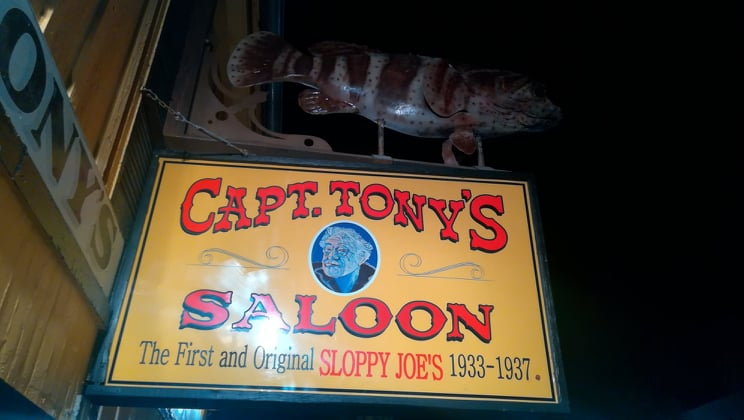 Capt Tony's Saloon - Key West