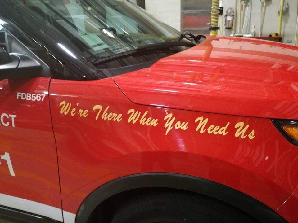 We're there when you need us - Visitare la caserma di Chicago Fire