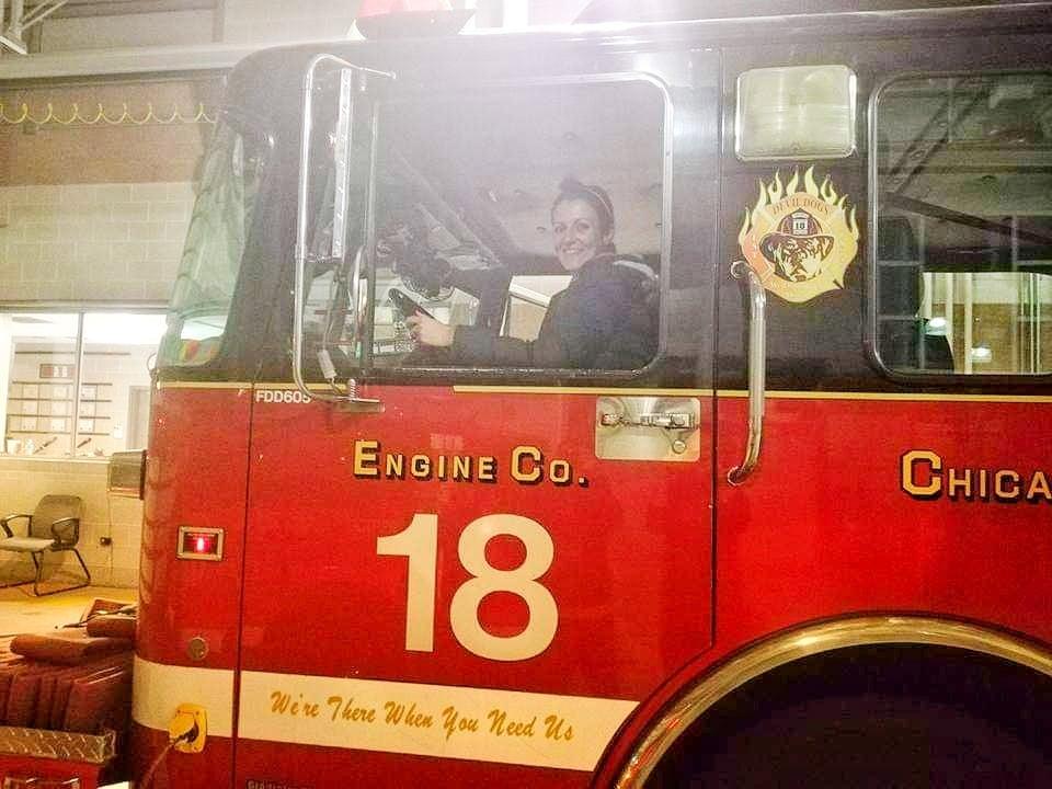 Pronti a partire - Visitare la caserma di Chicago Fire