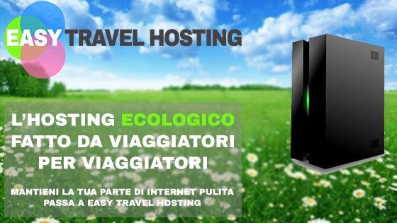 Easy Travel Hosting - Scopri di più cliccando sull'immagine