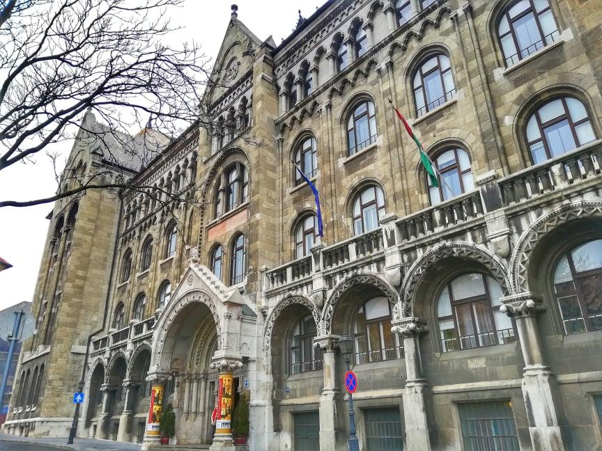 Archivi Nazionali - Buda - cosa vedere a Budapest in 3 giorni