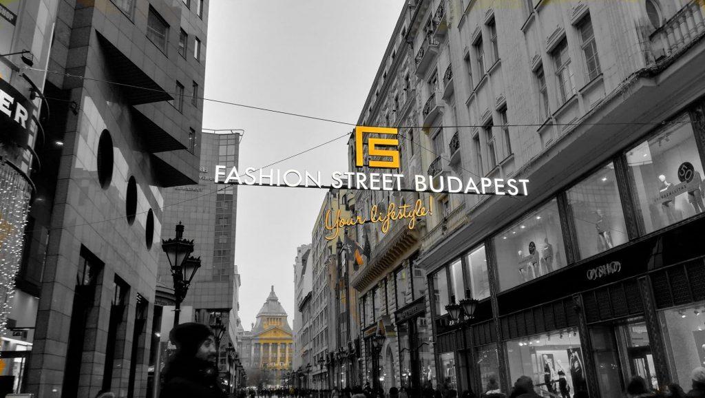 Fashion Street Budapest - Cosa vedere a Budapest in 3 giorni