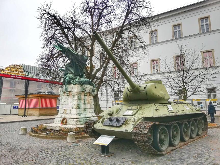 Museo di storia militare - Budapest