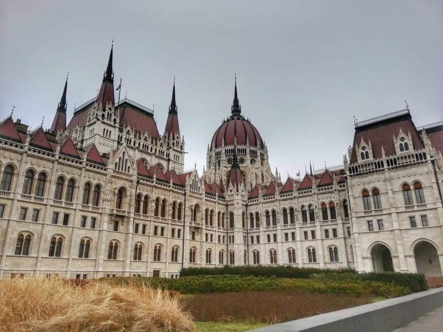 visitare il Parlamento di Budapest