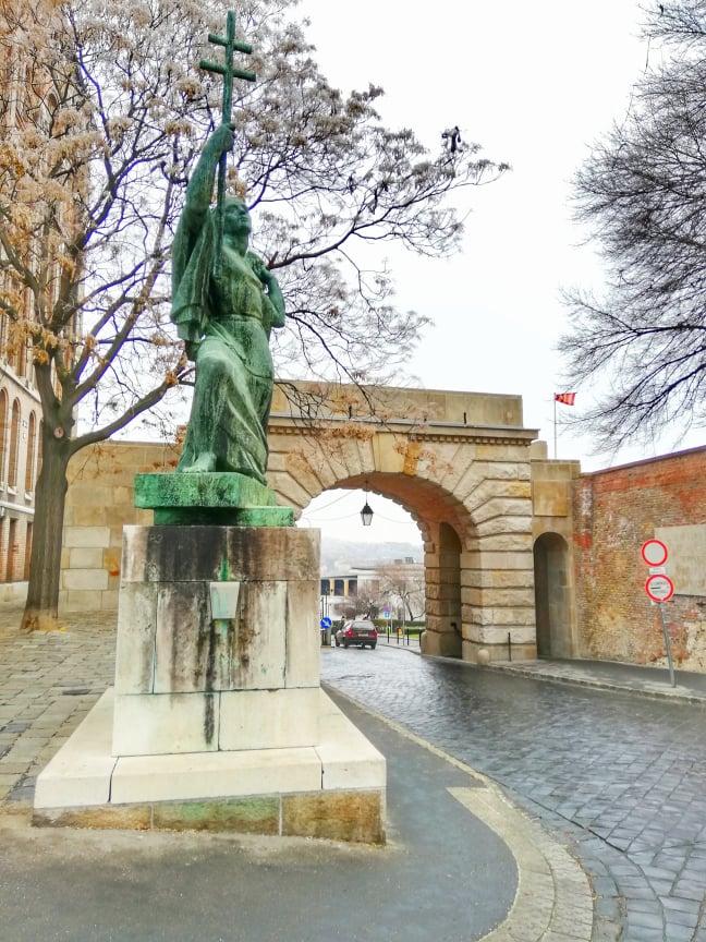 Vienna Gate - cosa vedere a Budapest in 3 giorni