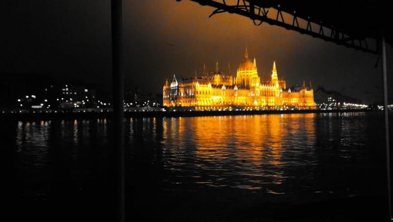 Crociera sul Danubio a Budapest Parlamento
