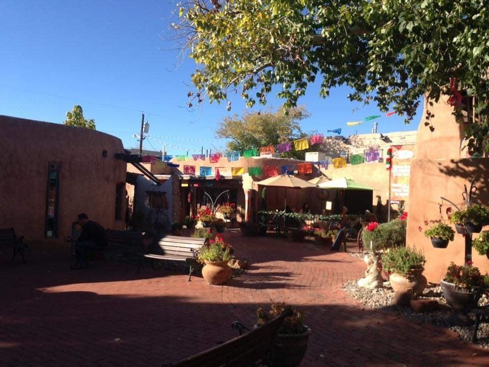 attrazioni lungo la Route 66 New Mexico Albuquerque old town