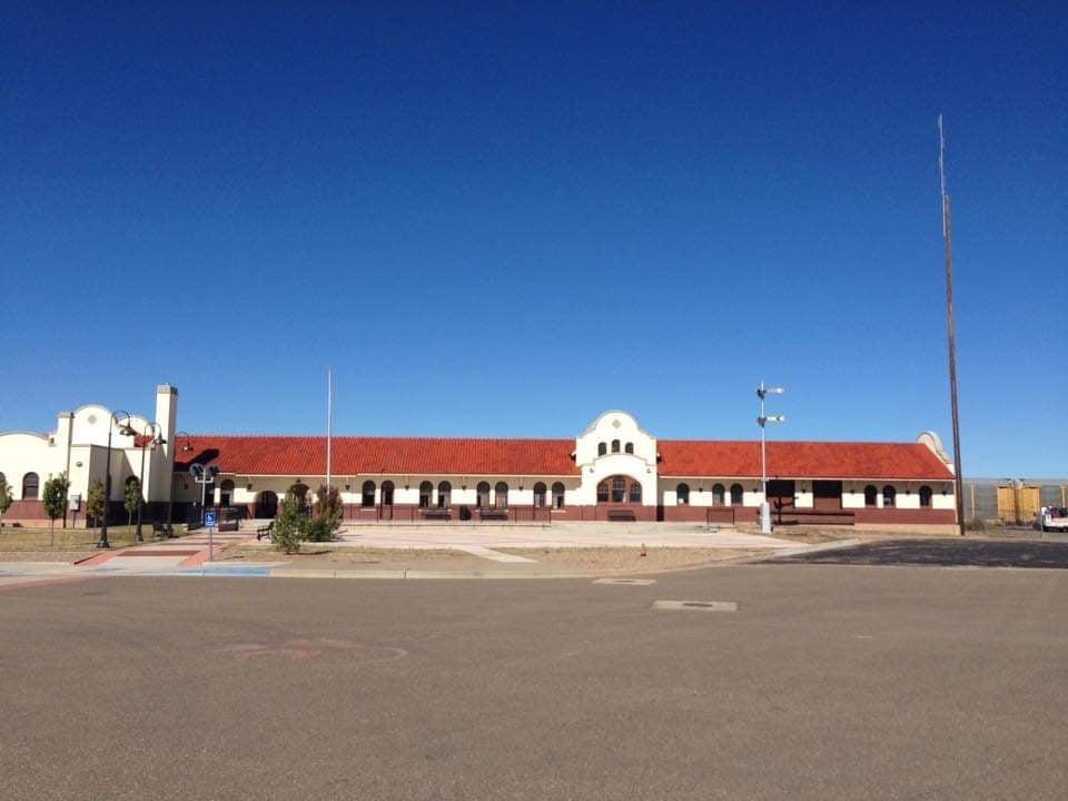 Tucumcari Railroad Museum - attrazione Route 66 New Mexico