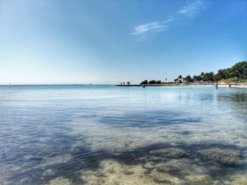 Bahia Honda - Marathon itinerario Florida on the road