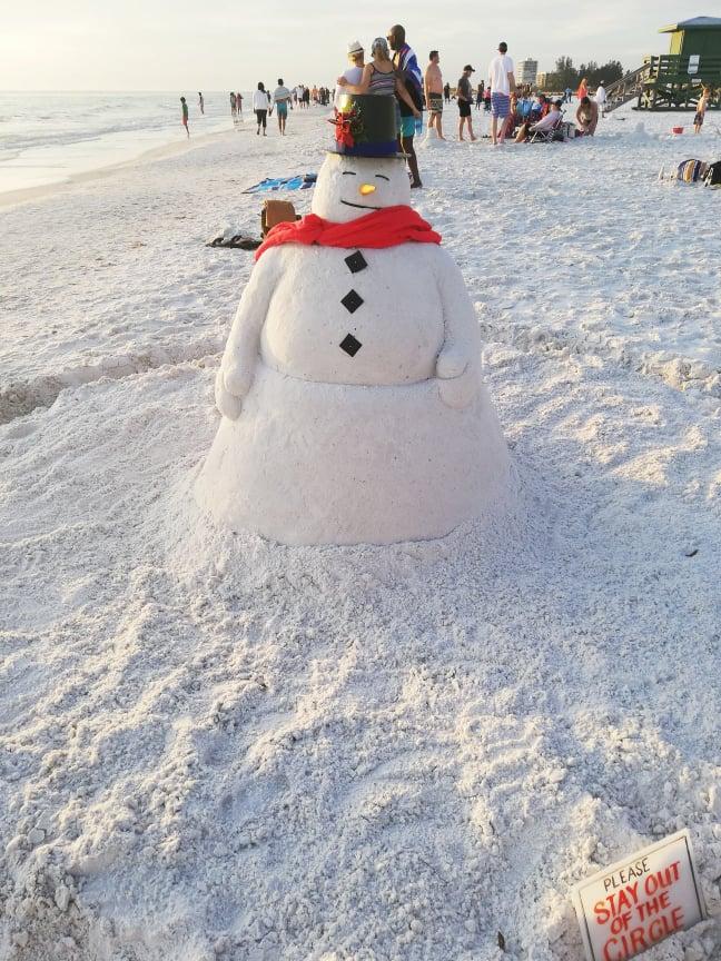 cosa vedere a Sarasota in un giorno Siesta Beach