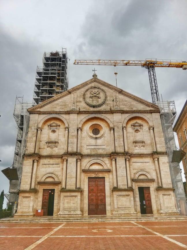 cosa vedere a Pienza in un giorno Duomo di Santa Maria Assunta - Pienza