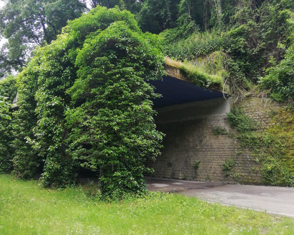 Tunnel di Raggiolo - cosa vedere nei borghi più belli d'Italia