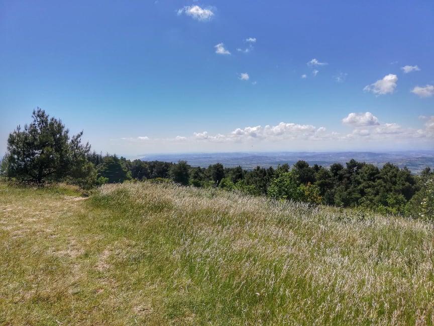 Sentieri del Monte Conero - Pian di Raggetti