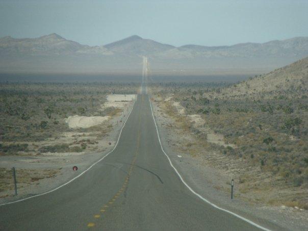Extraterrestrial Highway - Direzione Area 51 Nevada visitare