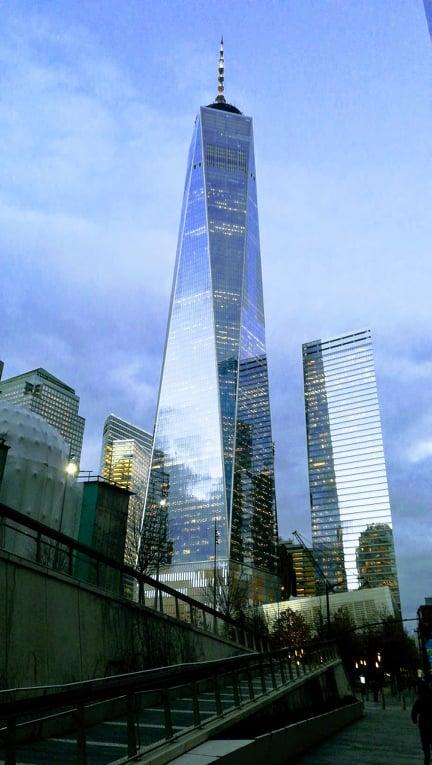 visitare la Freedom Tower a New York