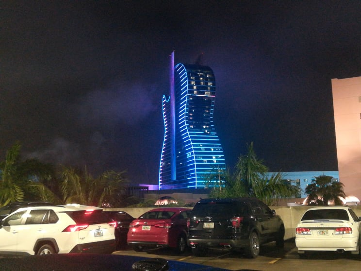 Visita a Miami in Florida- L'Hard Rock Hotel