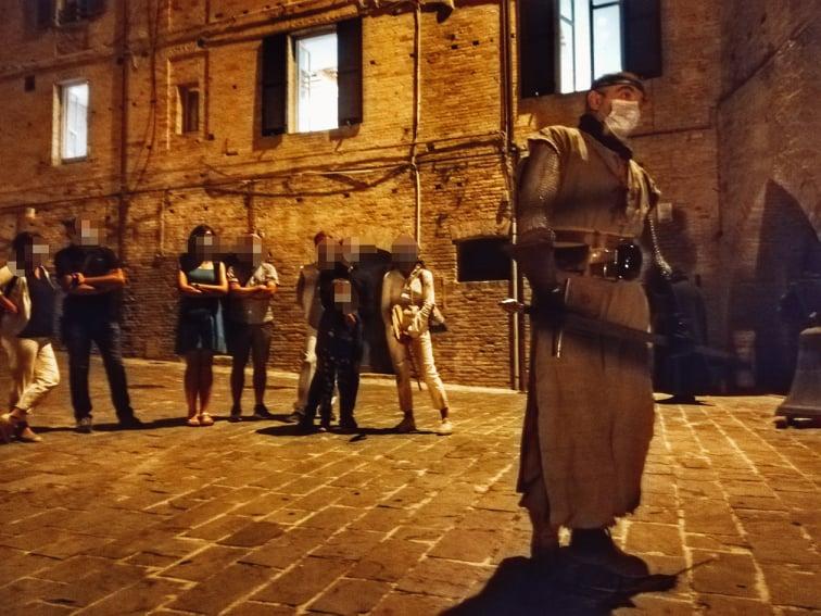 La Taverna dell Artista Mistery Tour Montelupone Fra Moriale