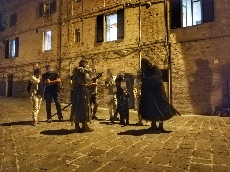 Mistery Tour Montelupone - Duello La Taverna dell'artista