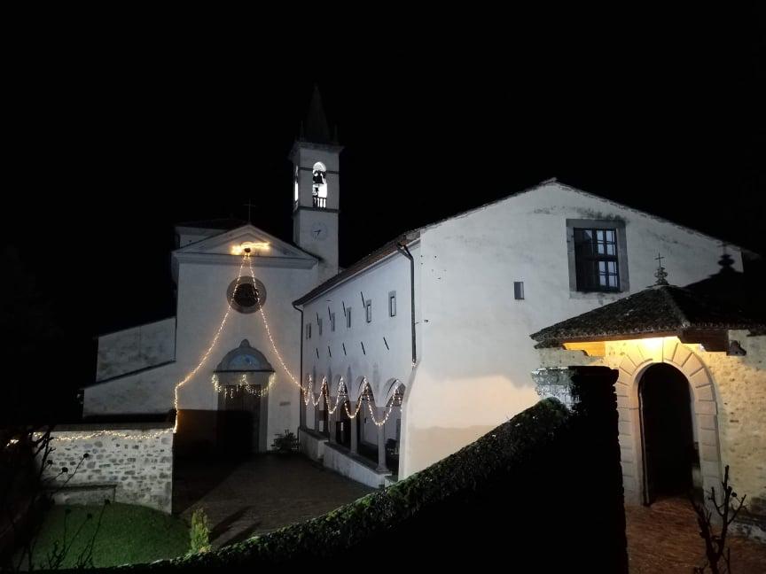 cosa fare un weekend in Casentino Santa Maria del Sasso Bibbiena