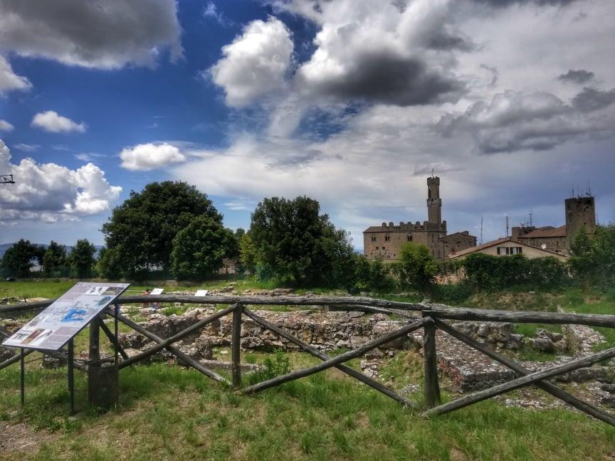 Cosa vedere a Volterra - Acropoli etrusca