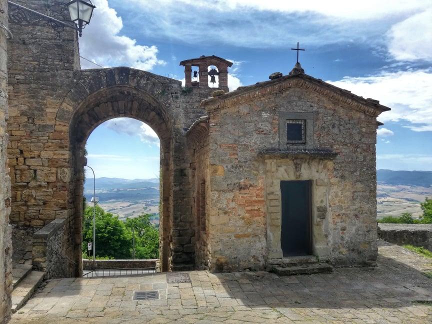 Porta San Felice - Cosa vedere a Volterra