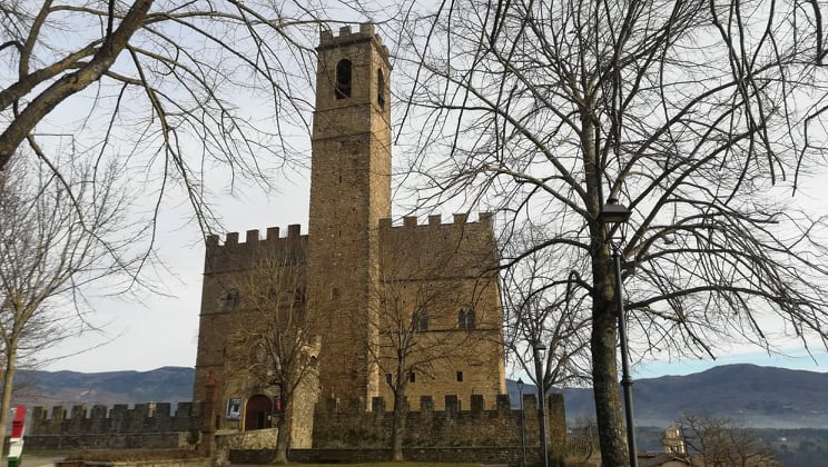 Castello di Poppi - Cosa fare un weekend in Casentino