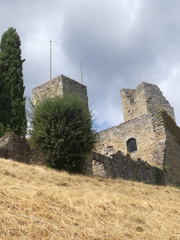 Castello di Romena - Cosa fare un weekend in Casentino