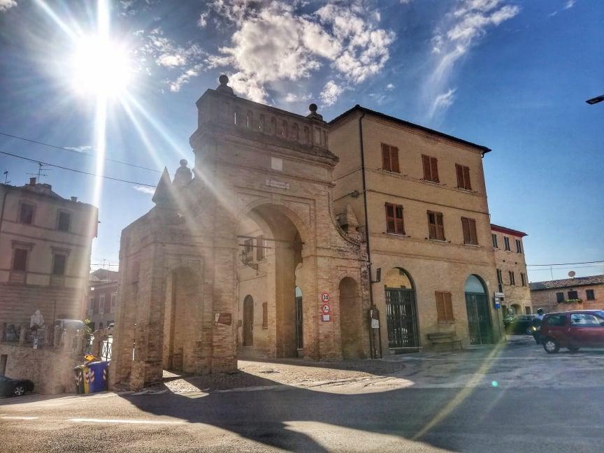 Porta Alvaro - Cosa vedere a Morrovalle