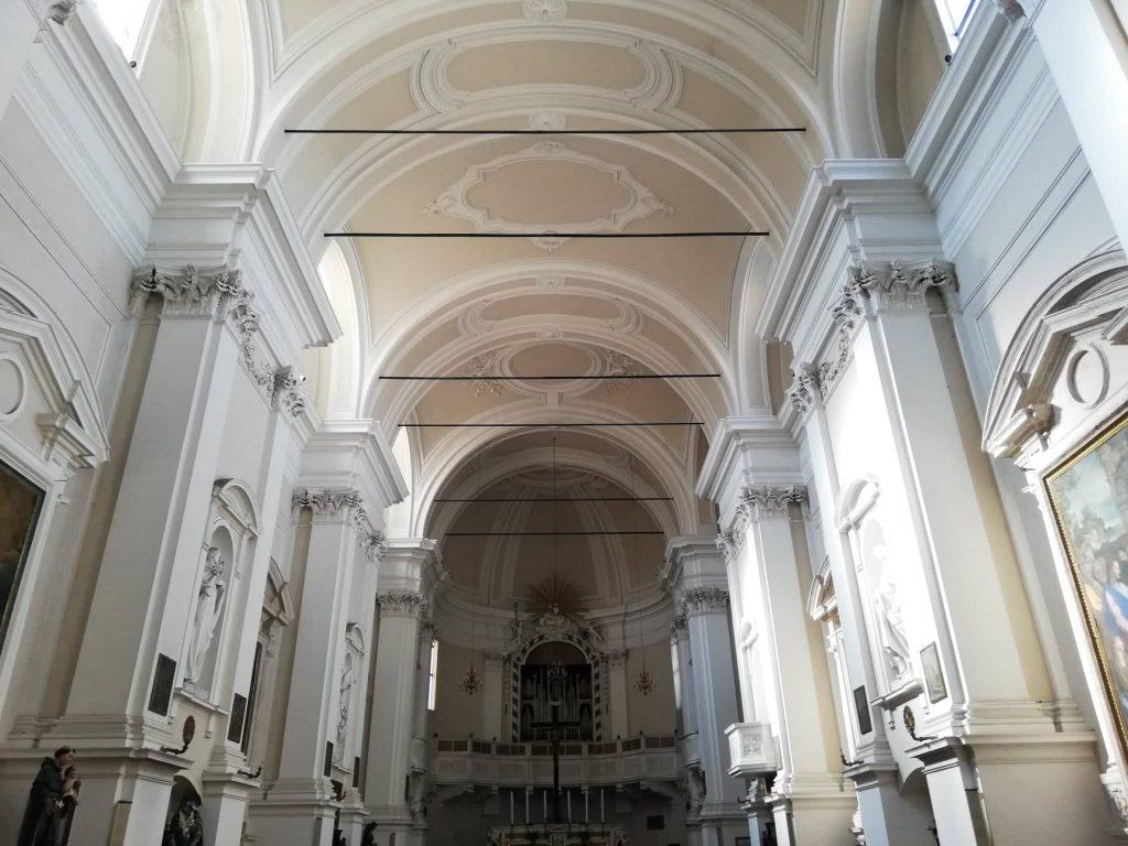 Chiesa di Sant'Agostino, gli interni: cosa vedere durante una visita a Montepulciano non solo vino e cantine