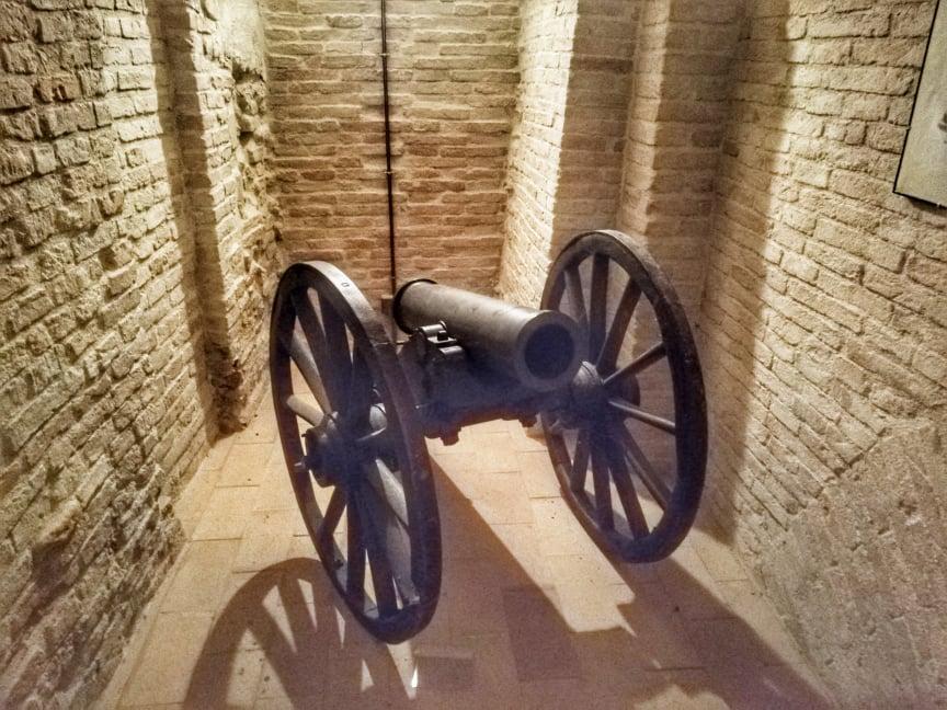 Cannone - Museo Utensilia - cosa vedere a Morro d'Alba
