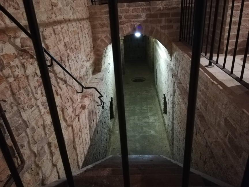 Cunicoli sotterranei e Neviera - Museo Utensilia - cosa vedere a Morro d'Alba