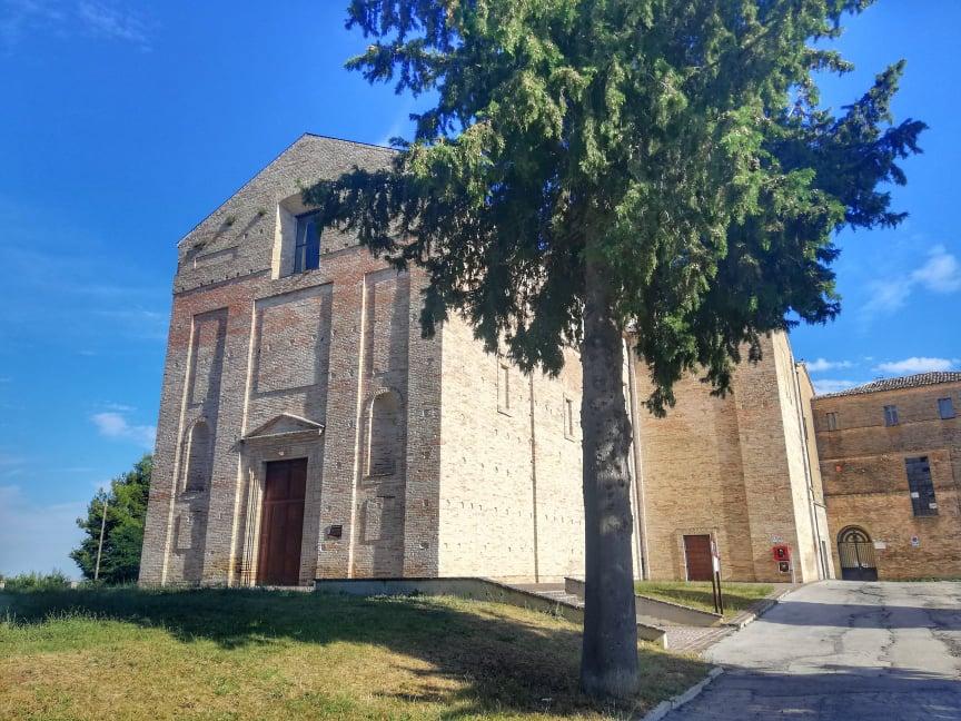Cosa vedere a Morrovalle - Ex convento francescano