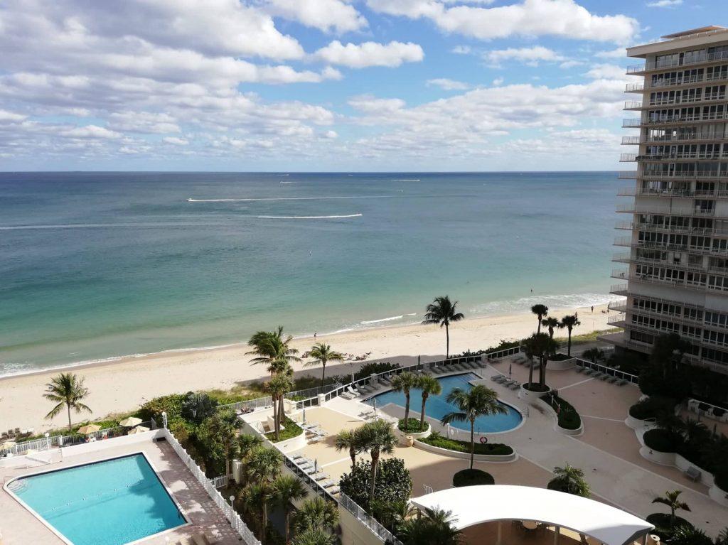 Le spiagge di Fort Lauderdale