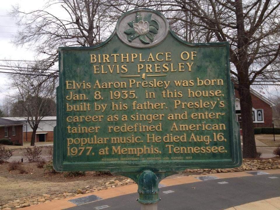 Casa Natale di Elvis a Tupelo