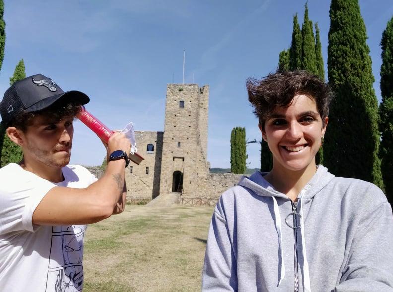 Casentino By selfie segreti Casentino