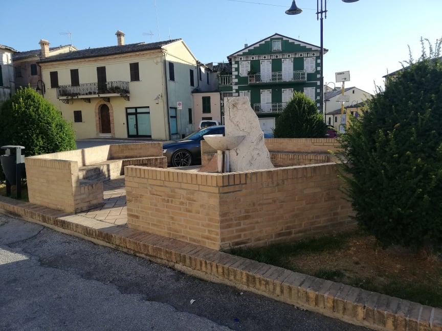 Cosa vedere a Morro d'Alba - Piazza Tarsetti