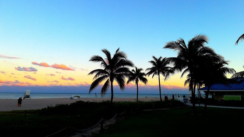 Le spiagge di Fort Lauderdale Pompano Beach