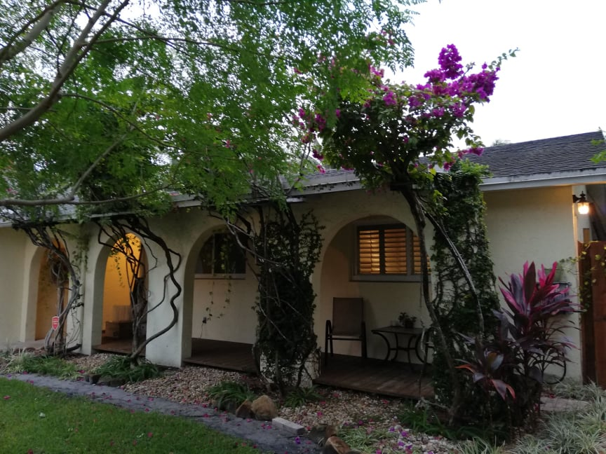 visita a Miami In Florida casa airbnb fort lauderdale