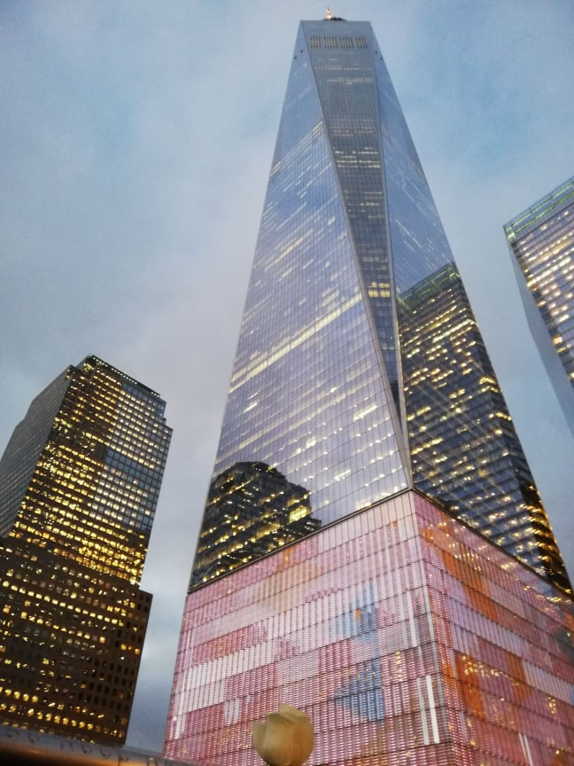 visitare la Freedom Tower