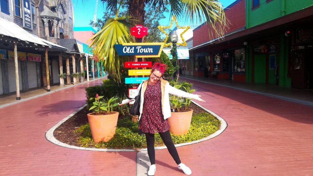 Visita ad orlando e Lake Eola Park- Old Town Orlando