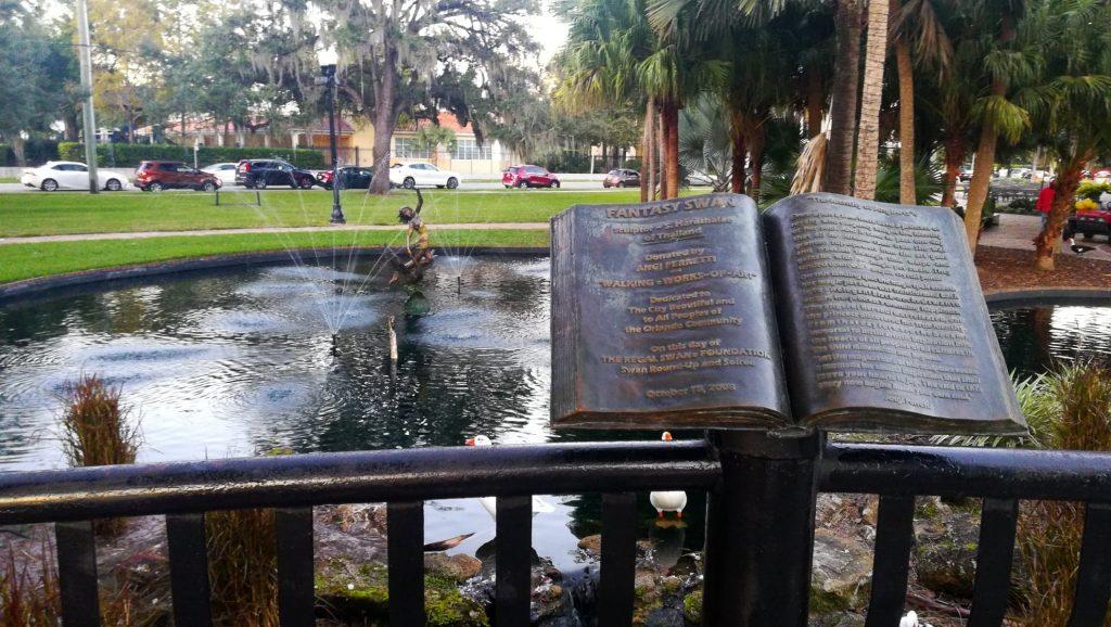 Visita ad Orlando e Lake Eola Park