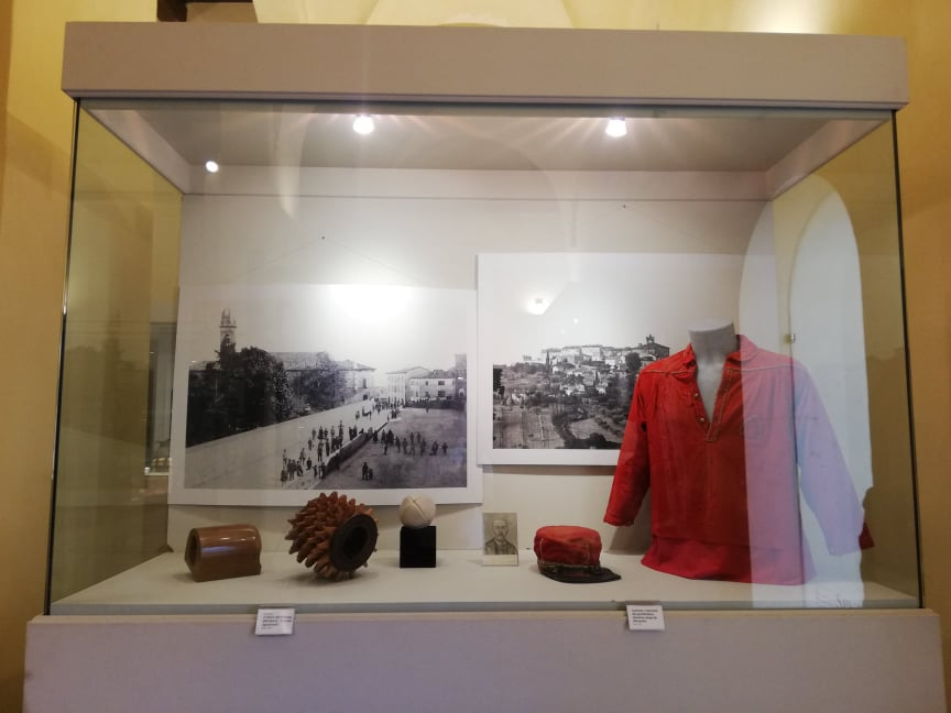 Il Gioco della Cacciata - Museo Civico Mondolfo cosa vedere