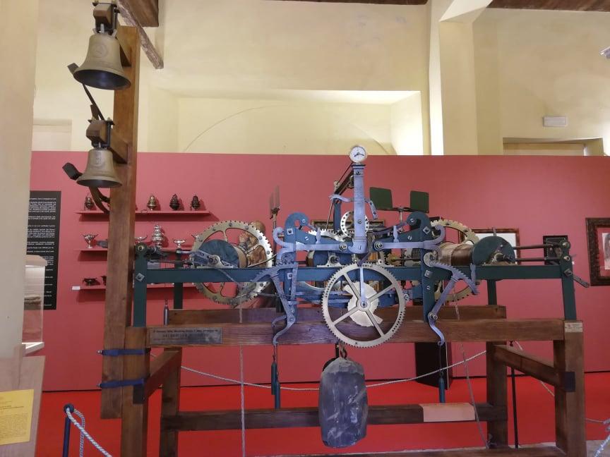 Orologio della Torre Civica - Museo Civico cosa vedere a Mondolfo
